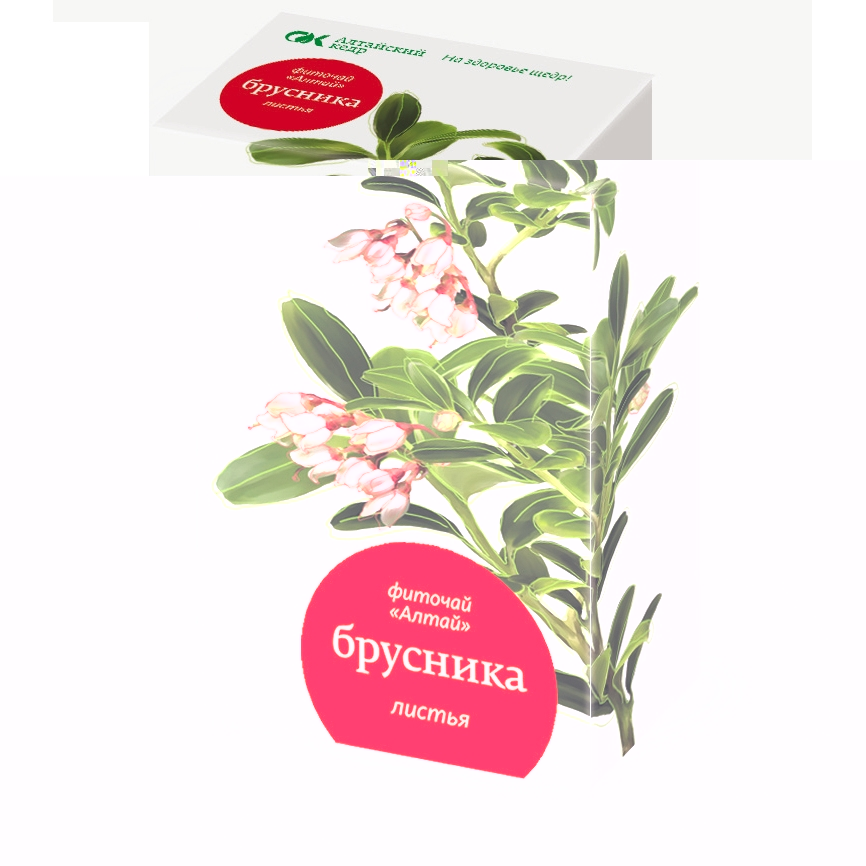 Чай брусничный для беременных 368